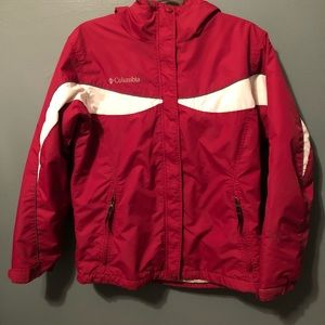 Columbia Winter Jacket